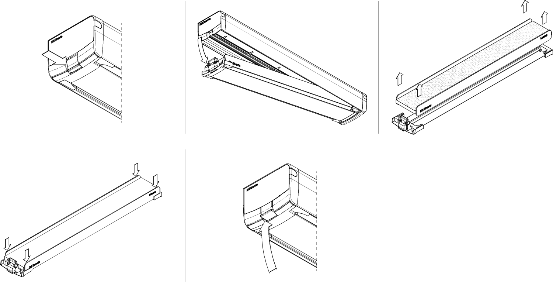 Wymiana filtra antysmogowego wnawiewniku okiennym
